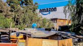 We visited the community living in the shadow of an Amazon warehouse in Mexico, and asked residents what they thought of their new neighbor