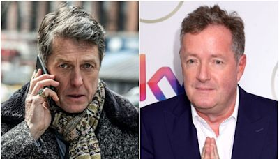 Hugh Grant explained the controversial ending of 'The Undoing,' which Piers Morgan called 'a bit lame'