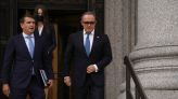 Ex-Giuliani associates' donation prompted probe at pro-Trump group, official testifies