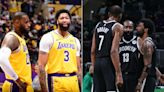 Los Angeles Lakers and Brooklyn Nets stacking All-Star talent at a historic level