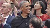 Former President Barack Obama 'proud to join' NBA Africa as strategic partner