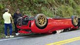 Ferrari 488 Crash Shows How Dangerous Tail of the Dragon Really Is