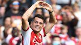 Arteta reveals Xhaka is STAYING at Arsenal despite pushing for Roma transfer