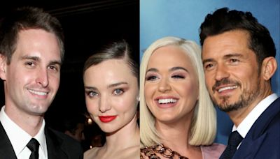 Miranda Kerr says she 'adores' Katy Perry for making ex Orlando Bloom's 'heart happy'