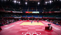 Algerian judo athlete withdraws from match against Israeli opponent