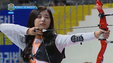 子瑜被誤認奧運選手 射箭美照登巴西熱搜