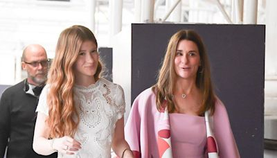 Melinda Gates Smiles While Spending Time with Daughter Jennifer in N.Y.C. Ahead of Wedding Weekend