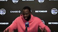Warriors' Draymond Green Slams NBA