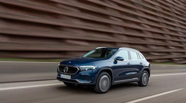 擴張市場意圖明顯 Mercedes-Benz EQA 增列高輸出、長續航編成