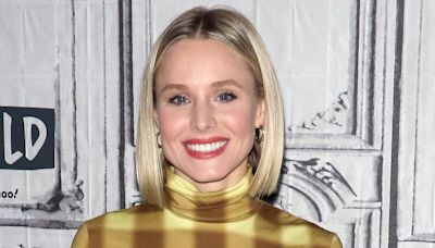 """Kristen Bell Shares Her 6-Year-Old Daughter's Hilariously """"Threatening"""" Notes"""