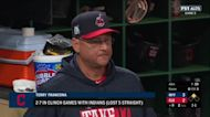 Tribe manager Terry Francona stepping away for remainder of season for health reasons