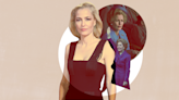 """Gillian Anderson Says """"No Wigs Were Harmed"""" in Her Portrayal of Margaret Thatcher"""