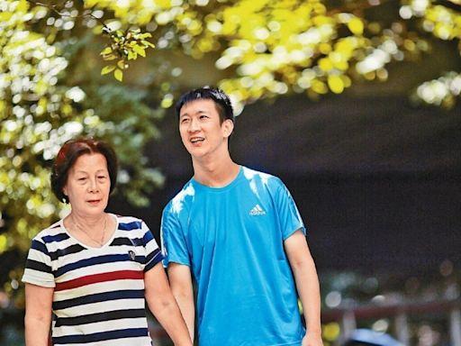蘇樺偉背後強大後盾 媽媽一句話引發奇跡