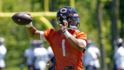 Bears are going to give Justin Fields a lot of work during preseason games