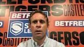 Hull FC boss Brett Hodgson after 30-12 win at Castleford Tigers