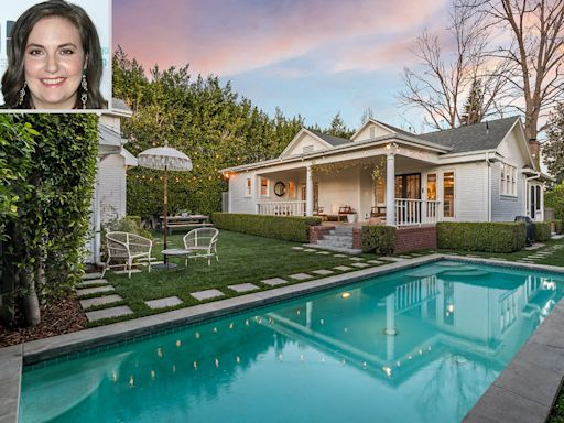 Lena Dunham Lists 102-Year-Old L.A. Bungalow with Hollywood History for $2.8M — See Inside!