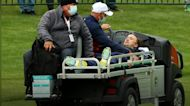 """""""Harry Potter' star Tom Felton collapses while playing in Ryder Cup celebrity golf tournament"""