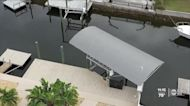 Hundreds of illegal boat lift covers up in Pasco County canals