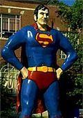 Superman's Hometown, Metropolis, Illinois - Roadside America
