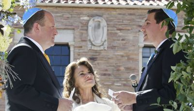 Colorado Gov. Jared Polis marries long-time partner in first same-sex marriage of sitting governor