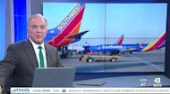 Southwest Airlines no longer social distancing on its flights.