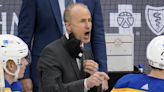 Sabres coach 'Donny Meatballs' promotes T-shirt for charity