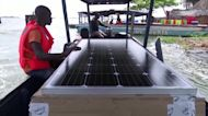 Africa's solar-powered way to keep vaccines cool