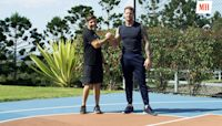 Chris Hemsworth Shares a Killer At-Home Workout Using Stuff You Already Have