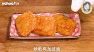 減肥 豆腐減肥食譜!外脆內軟素食黃金脆豆腐+無油炒嫩蛋多士
