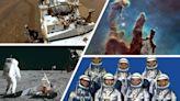 A look back at NASA's top accomplishments as the agency marks 63rd anniversary
