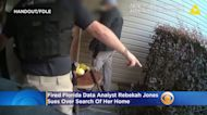 Fired Florida Data Analyst Rebekah Jones Sues Over Search Of Her Home