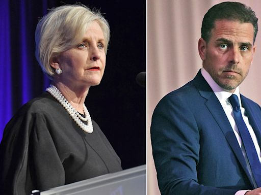 Cindy McCain, Who Recovered from Abusing Pills, Defends Hunter Biden from Attacks About His Addiction