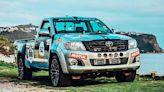 南非細廠激改 Toyota 農夫車 改用 V12 超大雙渦輪引擎 - DCFever.com