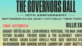 Governors Ball Music Festival Announces 2021 Lineup