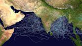 North Indian Ocean tropical cyclone