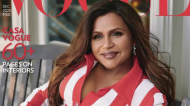 Mindy Kaling was 'nervous' for 'Vogue' photoshoot 6 weeks after giving birth: 'Postpartum pandemic fabulous'