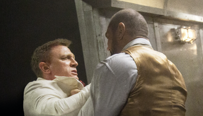 Daniel Craig Recalls Breaking Dave Bautista's Nose on 'Spectre' and Running Away Scared