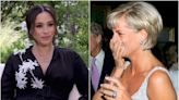 Meghan Markle paid tribute to Princess Diana by wearing her bracelet during her interview with Oprah