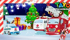 Christmas Song l Tayo Christmas l Rescue Team Christmas l Tayo the Little Bus