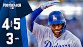 MLB/道奇帝國3倍奉還 國聯冠軍賽重返亞特蘭大