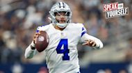 Emmanuel Acho explains why he has a problem with Dak Prescott ranked as this year's No. 1 QB I SPEAK FOR YOURSELF