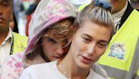 Justin Bieber Snuggles With Hailey Baldwin In Sweet Bedroom Selfie: 'My Lips Get Jealous Of My Arms'