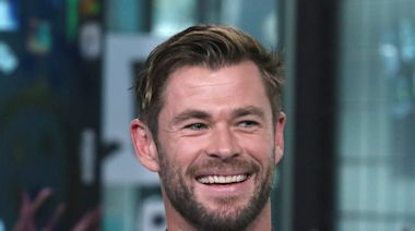 "Chris Hemsworth's Trainer Challenged Him to the ""Devil's Workout,"" and Guess Who Won?"