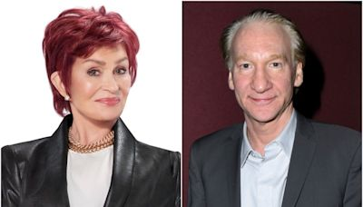 Sharon Osbourne gives Bill Maher first interview since getting fired from 'The Talk'