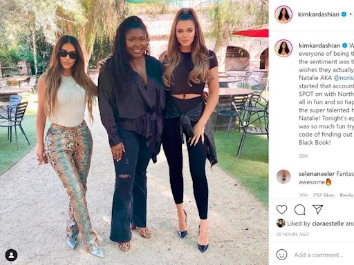 Kardashians learn who's behind North West Instagram — a Sacramento government employee