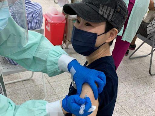 54歲詹雅雯順利「接種到疫苗」反應結果曝