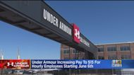 Under Armour Increasing Pay To $15 For Hourly Employees