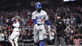 Dodgers' World Series championship reign ends in NLCS loss to Braves