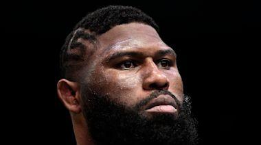 Curtis Blaydes vs. Derrick Lewis UFC Fight Night main event canceled