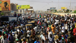 International reaction to seizure of power by Sudan's military